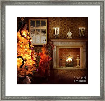 Christmas Magic Framed Print