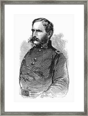 Christopher C. Augur Framed Print by Granger