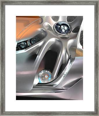 Chromed 2 Framed Print