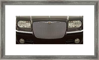 Chrysler Framed Print by James BO  Insogna