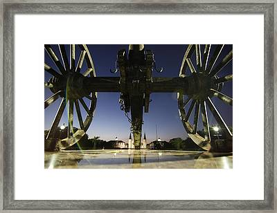 Church And State Framed Print