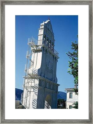 Church Bells Framed Print