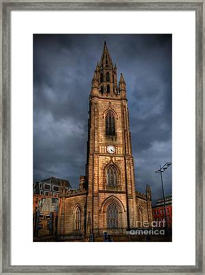 Church Of Our Lady - Liverpool Framed Print by Yhun Suarez