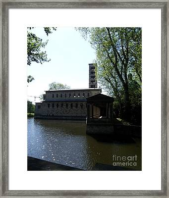 Church Of Peace. Sanssouci  2 Framed Print by Tanya  Searcy