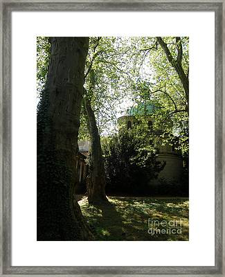 Church Of Peace. Sanssouci  3 Framed Print by Tanya  Searcy