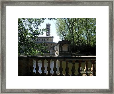 Church Of Peace. Sanssouci Framed Print by Tanya  Searcy