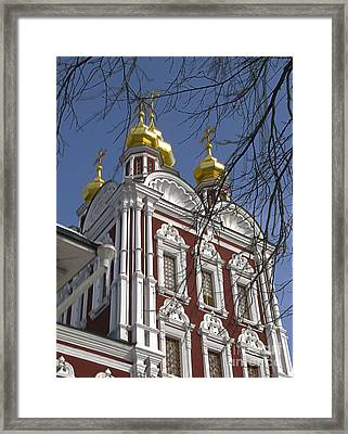 Churches Russia6 Framed Print by Yury Bashkin