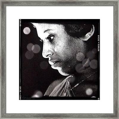 Circa1960s Vintage Indie Film Framed Print