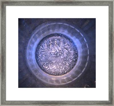 Circle Of Life Framed Print by Marilyn Barton