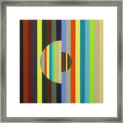Circumstantial Chance Framed Print