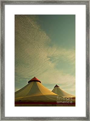 Circus Summers Framed Print by Paul Grand