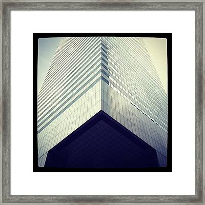 Citicorp Framed Print