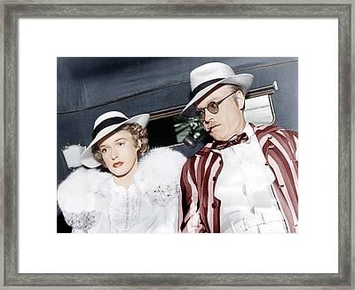 Citizen Kane, From Left Dorothy Framed Print