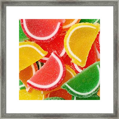 Citrus Framed Print by Kim Fearheiley