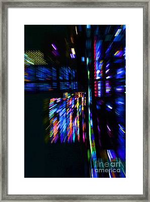 City Lights Framed Print by Urban Shooters