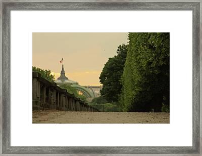 City Park Framed Print by Hamys