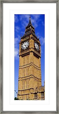 Citymarks London Framed Print by Roberto Alamino