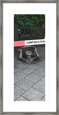Citymarks Stockholm Framed Print by Roberto Alamino