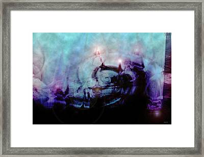 Cityscapes Framed Print