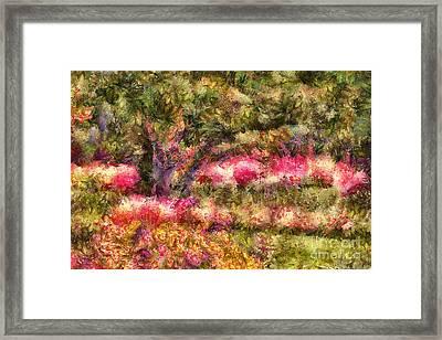 Clafouti De Nature Framed Print