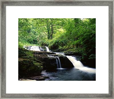 Clare Glens, Co Limerick, Ireland Irish Framed Print