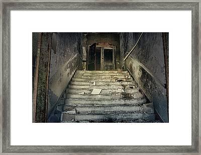 Clark School 20 Framed Print by Scott Hovind