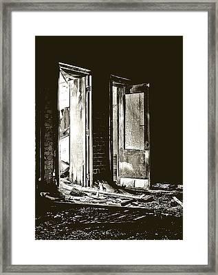 Clark School 32 Framed Print by Scott Hovind