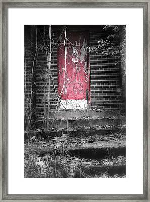 Clark School 9 Framed Print by Scott Hovind