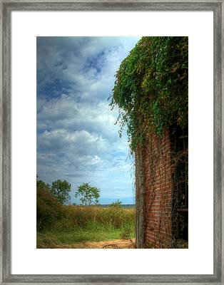 Clarkedale Iv Framed Print by J Montrell