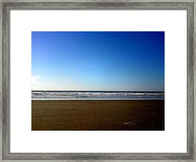Classic Calm Framed Print by J Von Ryan