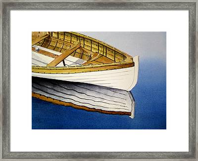 Classic Framed Print by Stephen Abbott