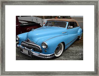 Classic Super Eight  7d15154 Framed Print by Wingsdomain Art and Photography