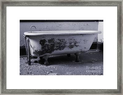 Cleanse Framed Print by Luke Moore