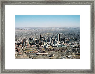 Clear Day Framed Print by Christopher Griffin