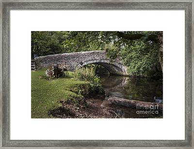Clearbrook Framed Print by Donald Davis