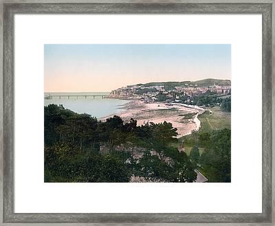 Clevedon - England Framed Print by International  Images