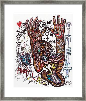 Clf 2012 Framed Print by Robert Wolverton Jr