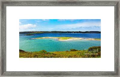Clifden Bay Framed Print by Gabriela Insuratelu
