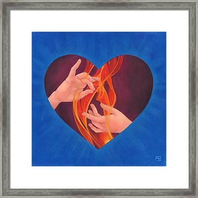 Cloe Framed Print by Lisa Kretchman
