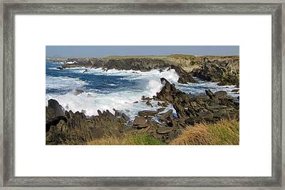 Clogher Framed Print by Barbara Walsh