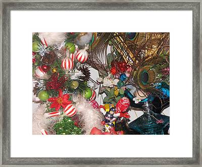 Close Up Framed Print by HollyWood Creation By linda zanini