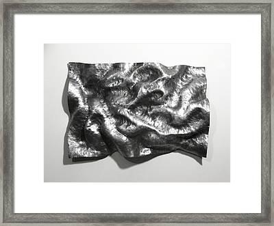 Closer Today Than Yesterday Framed Print by Evan Leutzinger