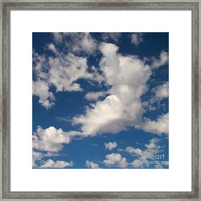 Cloud Migration - Series Framed Print by Glenn McCarthy Art and Photography