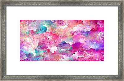 Cloudy Dreams Framed Print