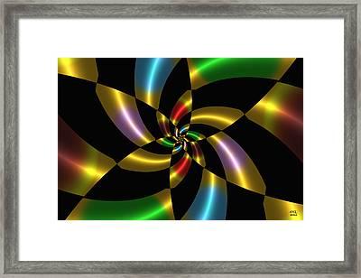 Clyppan Framed Print by Manny Lorenzo