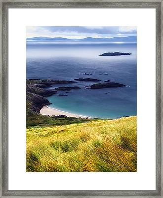 Coast Of Ireland Framed Print