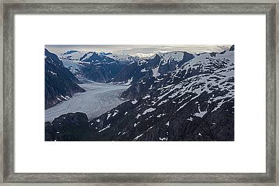 Coastal Range Awakening Framed Print by Mike Reid