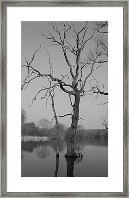 Coate Water Framed Print