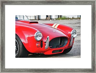Cobra 427 Framed Print by Guy Whiteley