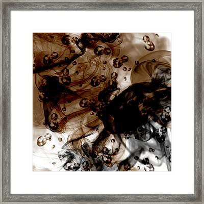 Coffee Framed Print by Erick Rodriguez